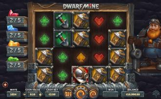 Dwarf Mine™ Slot Screenshot